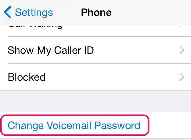 Iphone keeps asking for voicemail password how to reset voicemail reset iphone 6s voicemail password m4hsunfo