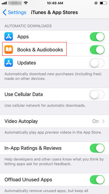 ibooks won t download here s the fix