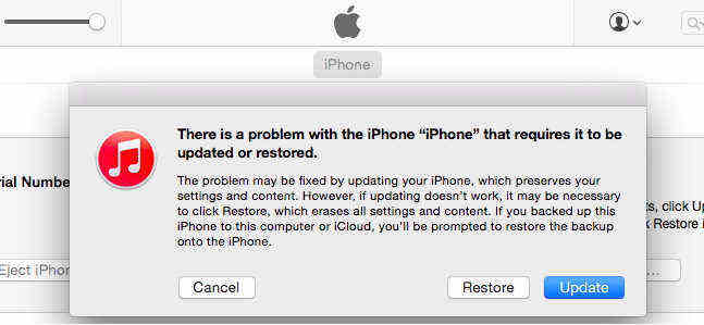how to fix iphone when it wont turn on