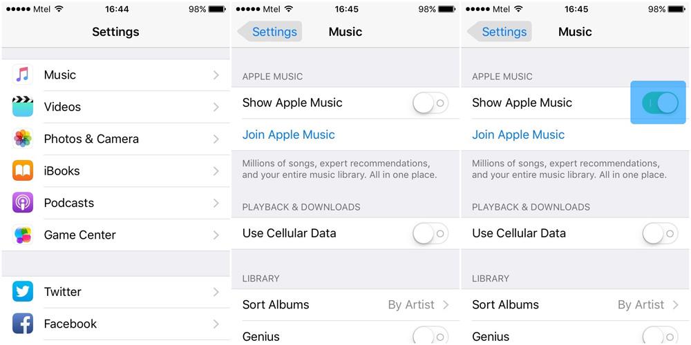 songs on apple music not downloading
