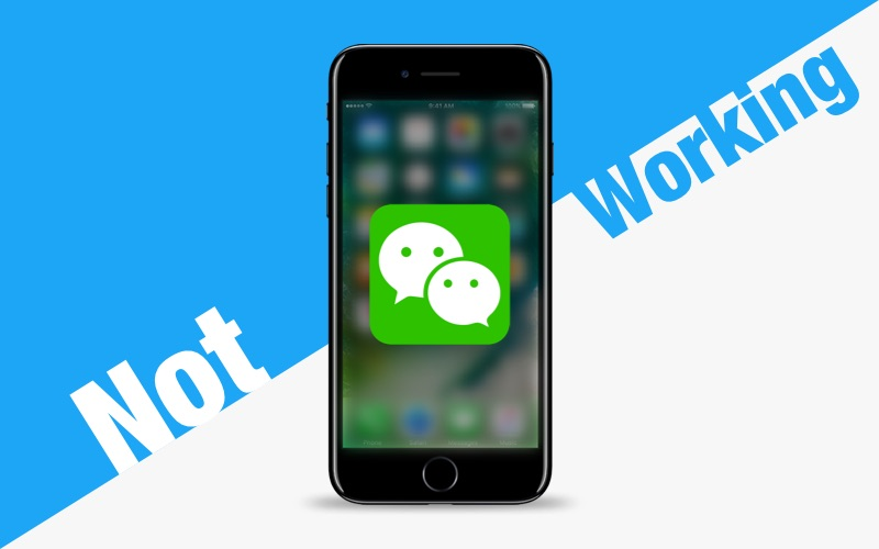 Top 8 Solutions to Fix if WeChat not working on iPhone 11/11