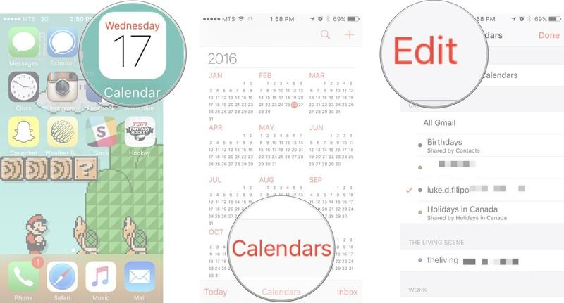 Easy Steps to Add or Delete Calendars on iPhone