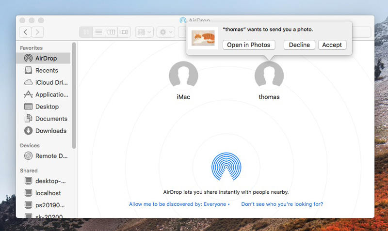 Full Guide Where Do Airdrop Files Go on iPhone and Mac?