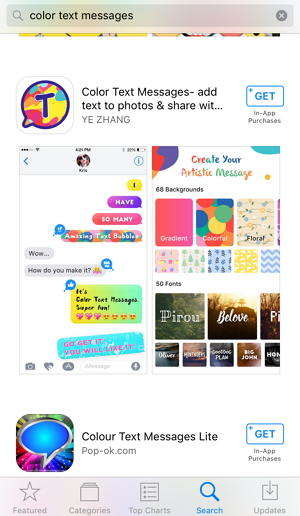 top 2 ways to change message imessage background on iphone without