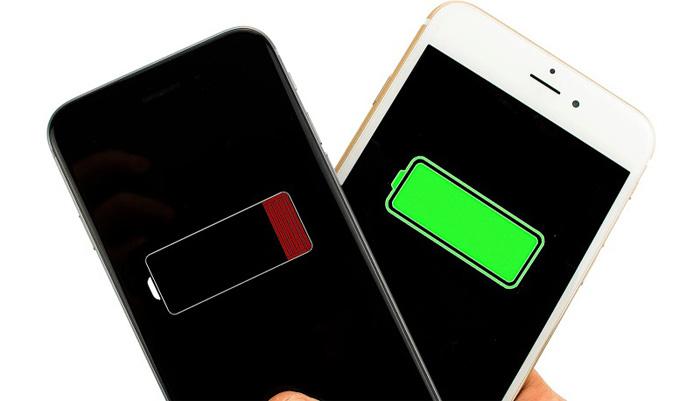 calibrating iphone battery