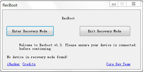 How to Download RecBoot for Mac and Enter/Exit Recovery Mode Loop with RecBoot