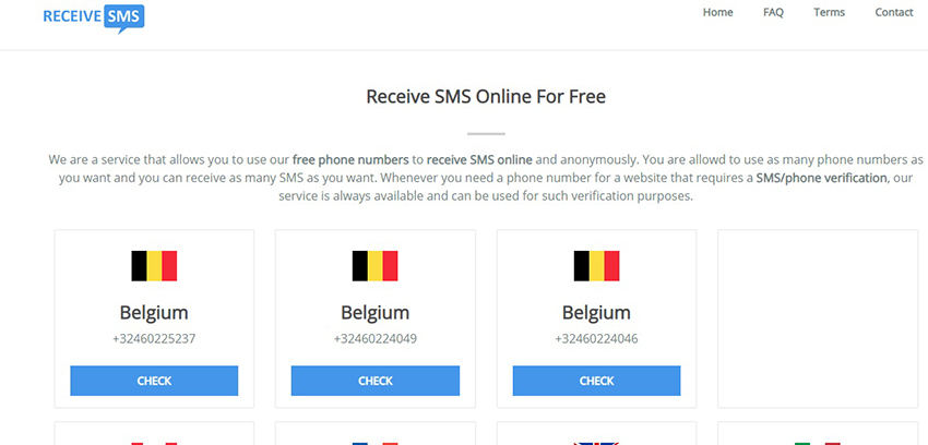 Top 16 Free Sites to Receive SMS Online Without your Real Phone Number