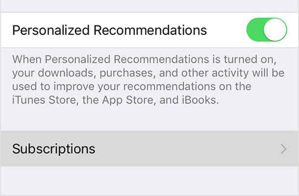 iphone 7 subscriptions
