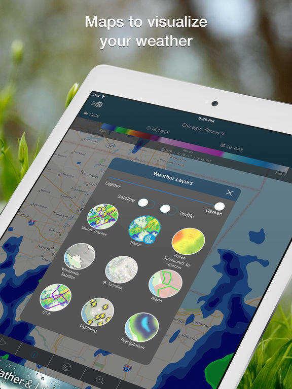 best iphone weather app 2019