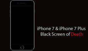 Top 2 Ways to Fix iPhone 7/7 Plus Black Screen of Death