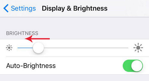 faible luminosité