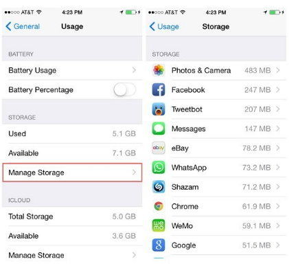 How to Manage Storage on iPhone 7 and iPhone 7 Plus