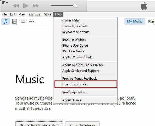 Top 7 Methods to Fix iTunes Freezes after Lunching or While
