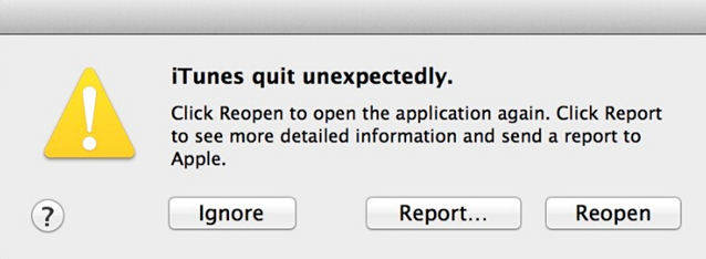 iTunes Frequently Crashes on Windows PC/Laptop, What to Do?