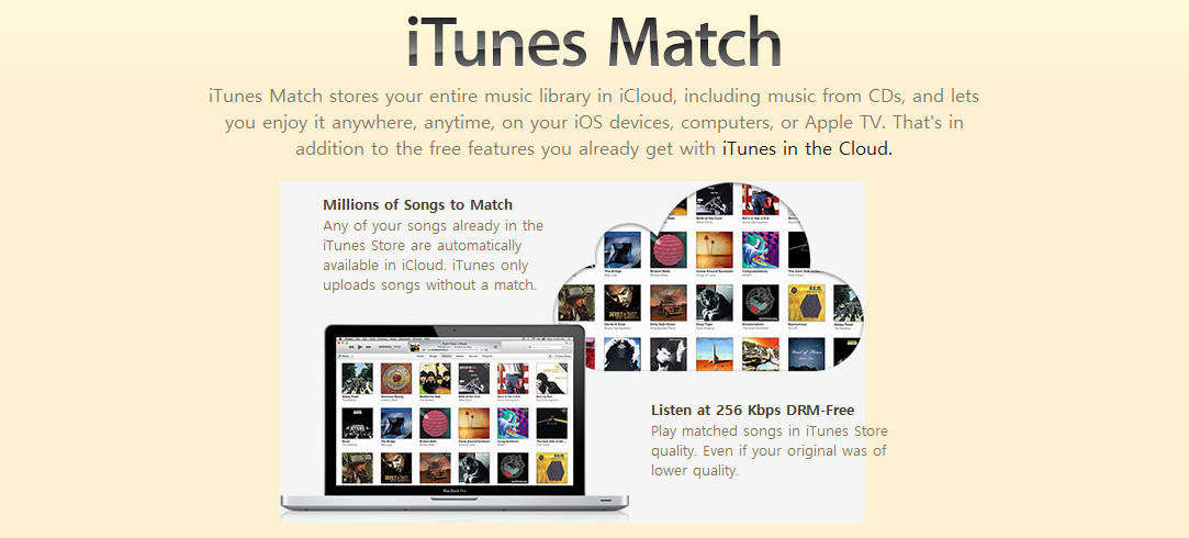 3 Best iTunes Match Alternatives 2019