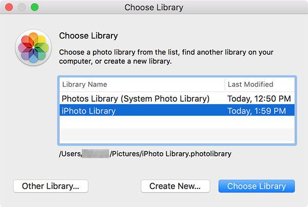 logiciel equivalent iphoto mac