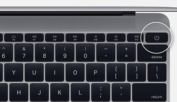 Force reboot mac desktop