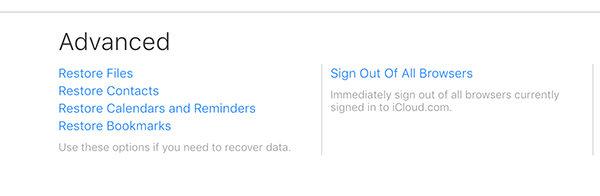 icloud restore files