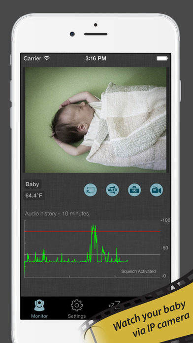 Top 3 Free Baby Monitor Apps for iPhone/iPad 2019