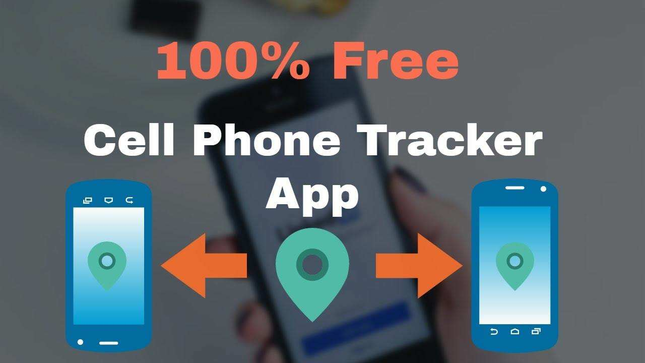 Turn cell phone into GPS Tracker