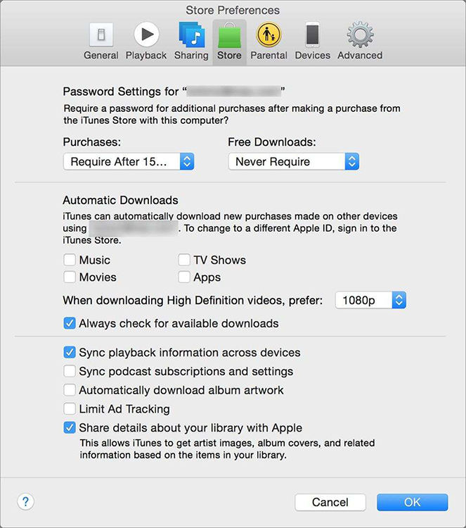 How to Stop iTunes Automatically Downloading Music, TV Shows
