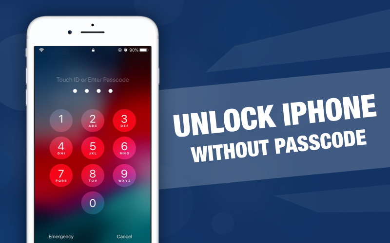 Can You Get into A Locked iPhone Without Passcode?
